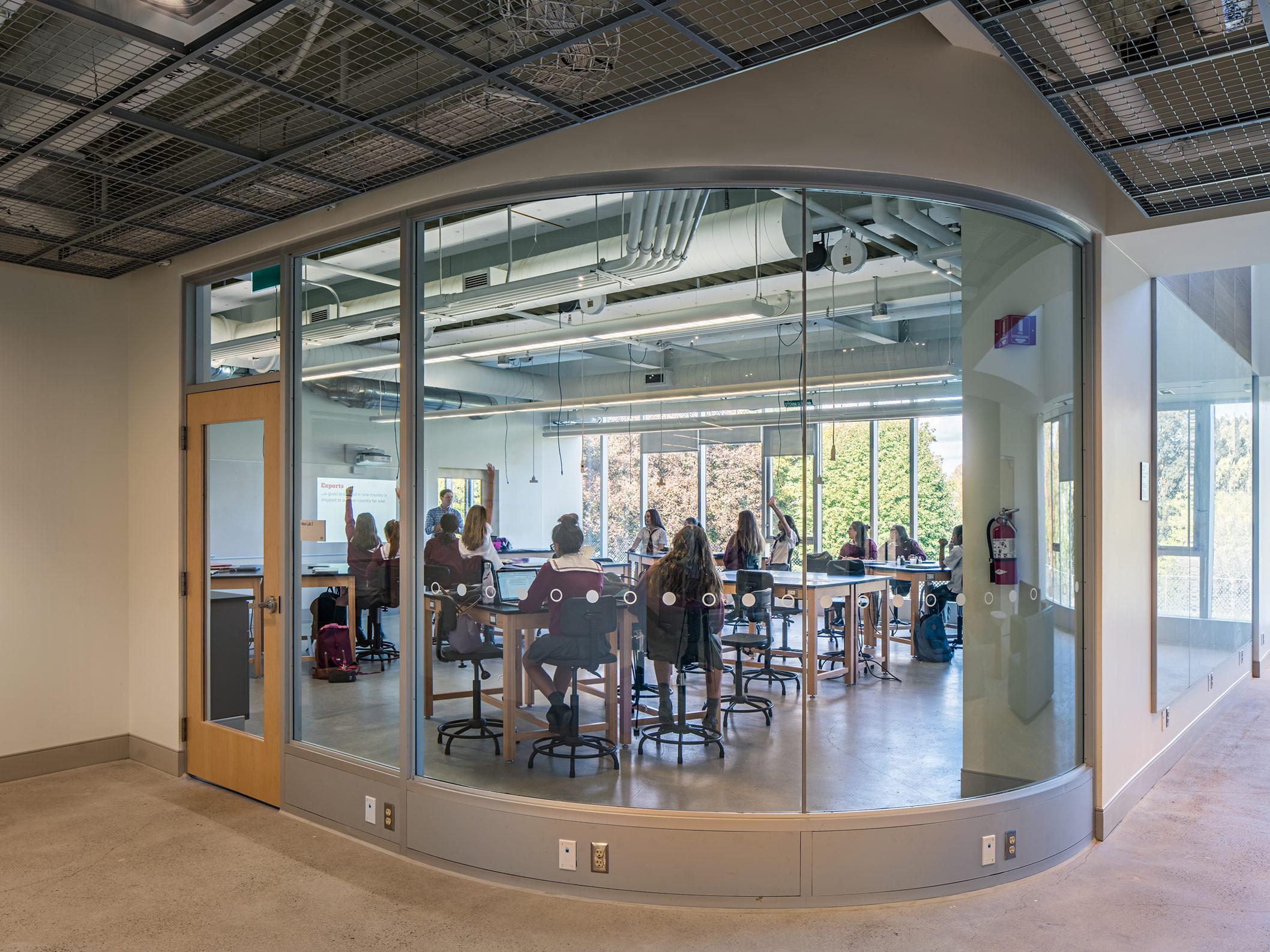 Bishop Strachan School, Glazed Learning Lab, Gordon + Gordon Group, Owner Representative